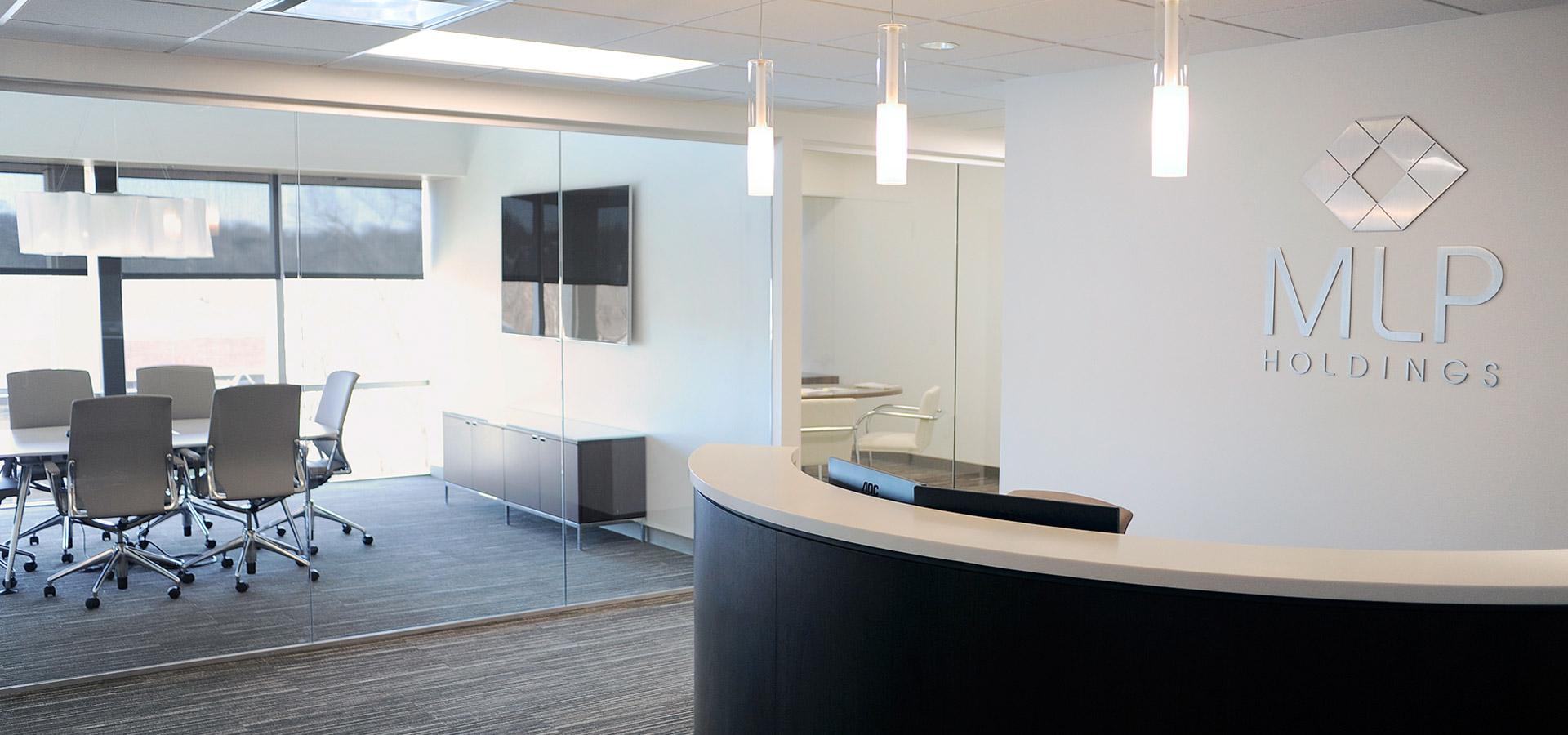 Mlp holding llc jonkman construction for Office 606 design construction llc