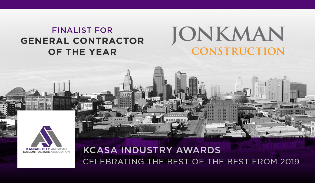 Finalist for General Contractor of the Year